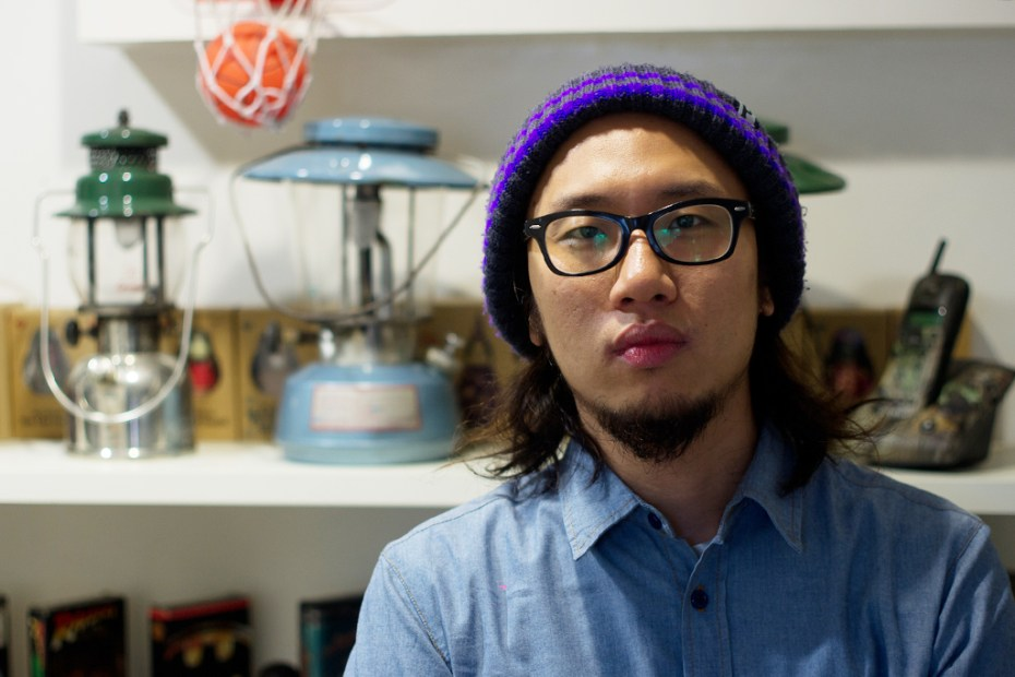 Image of Korean Creatives: Jayass Kim of BURIED ALIVE