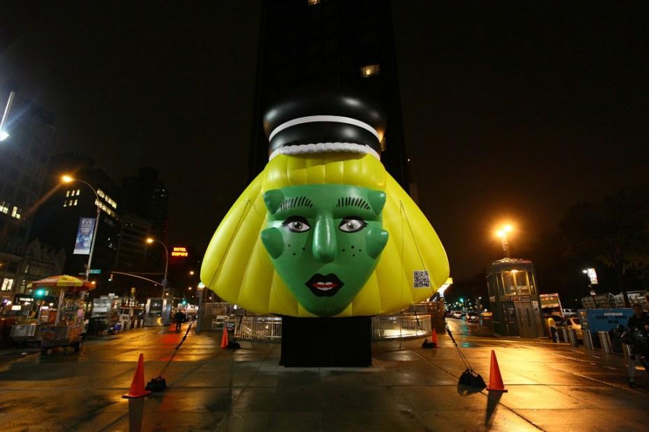 "Image of Lady Gaga x Barneys New York ""Gaga's Workshop"""