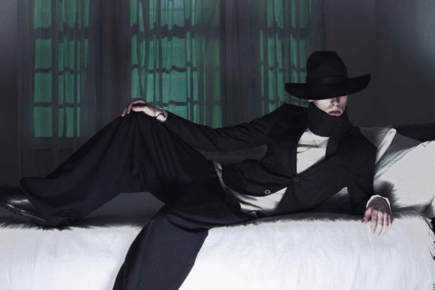 "Image of Lanvin 2011 Fall/Winter ""Who's Lanvin Man"" Campaign"