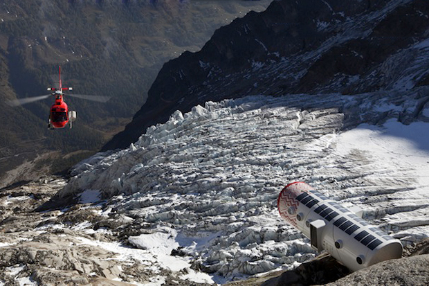 Image of LEAP: The Living Ecological Alpine Pod