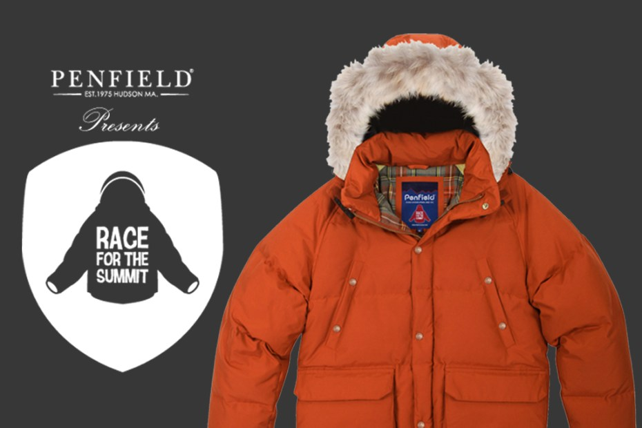 "Image of Penfield ""Race for the Summit"" Campaign"