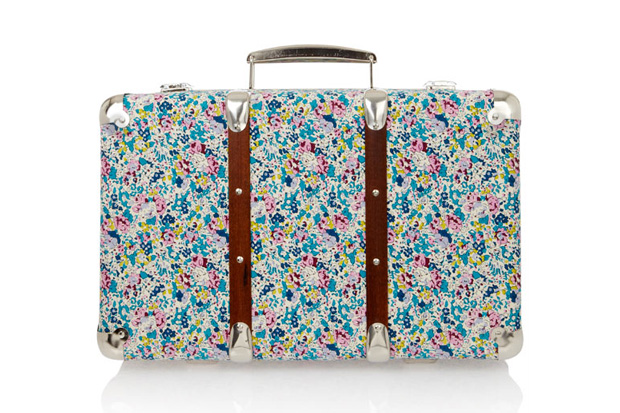 Image of Liberty Print Suitcases