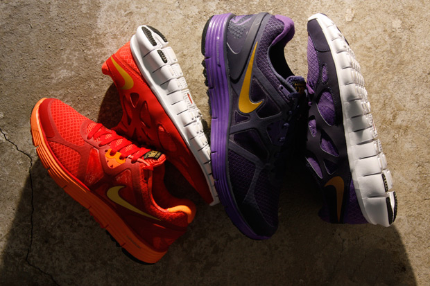 Image of Liu Xiang x Nike Running 2011 Fall/Winter Collection Part 2