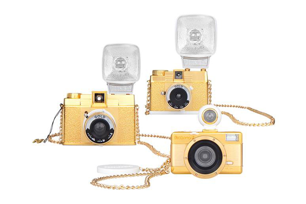 Image of Lomography 2011 Gold Edition Cameras
