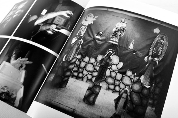 Image of LRG x KC Ortiz: Limited Edition 'Los Salvajes' Photo Book
