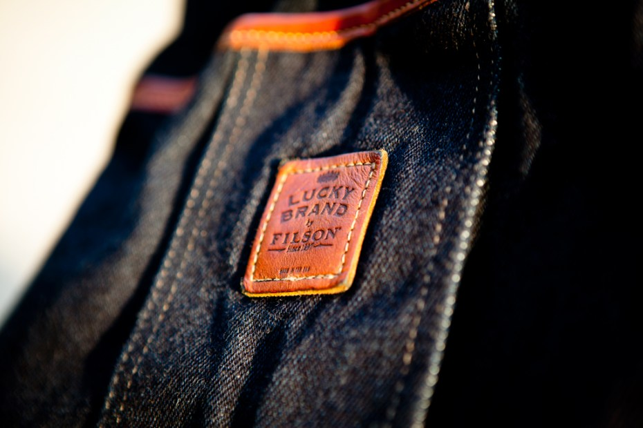 Image of Lucky Brand x Filson 2011 Capsule Collection