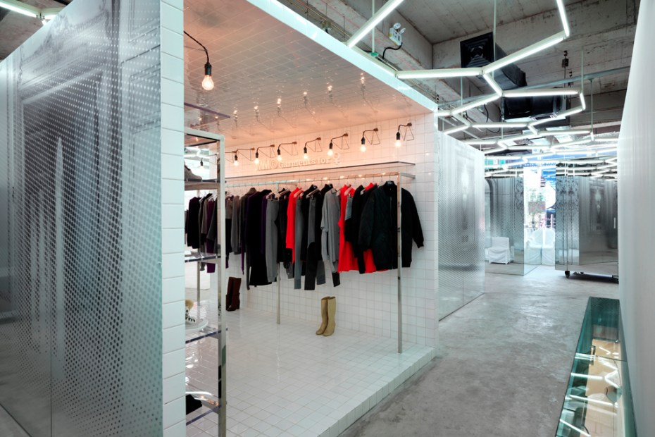 Image of Maison Martin Margiela Beijing Opening Recap
