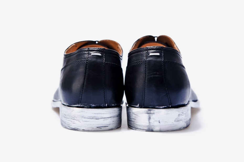 "Image of Maison Martin Margiela ""Paint"" Oxford"