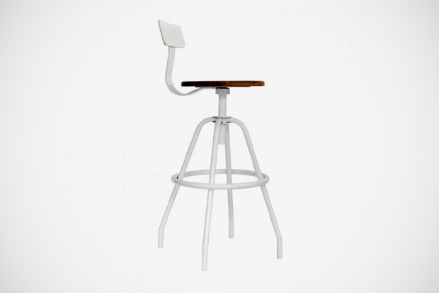 Image of Makr Carry Goods Swivel Studio Work Stool