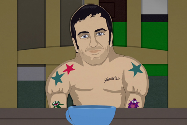 Image of Marc Jacobs x South Park Appearance