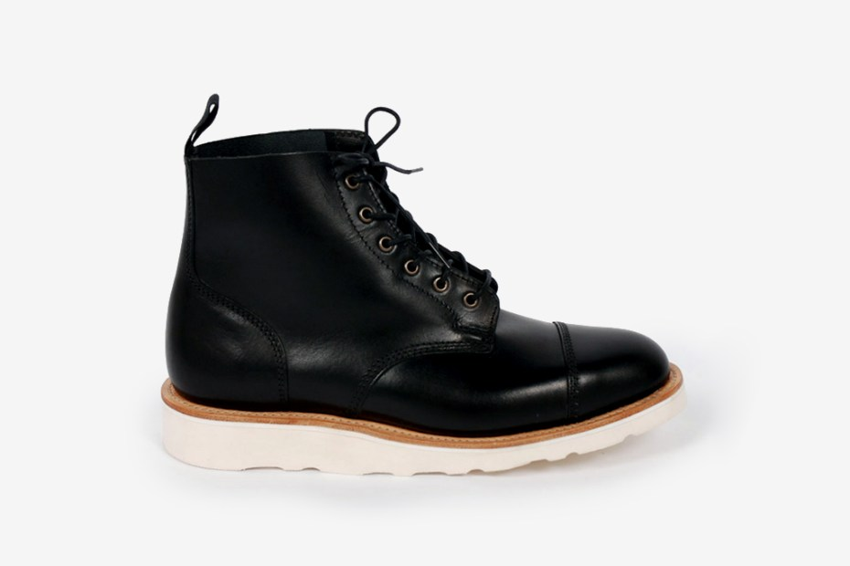 Image of Mark McNairy Derby Work Shoe & Derby Boot - Goodhood Exclusive