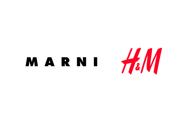 Image of Marni for H&M Announcement