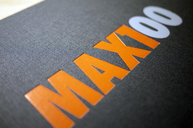 Image of Matt Stevens: MAX100 Book