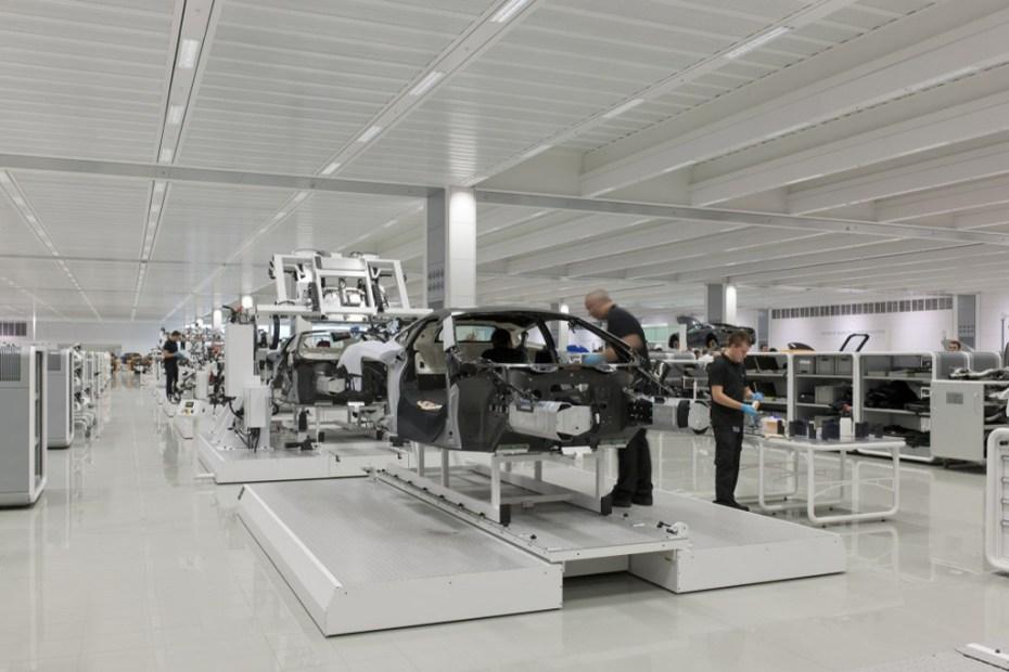 Image of McLaren Production Centre