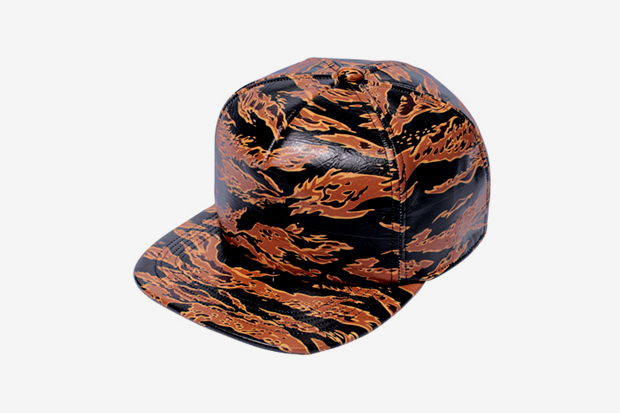 Image of MCM by PHENOMENON Tiger Camouflage Cap