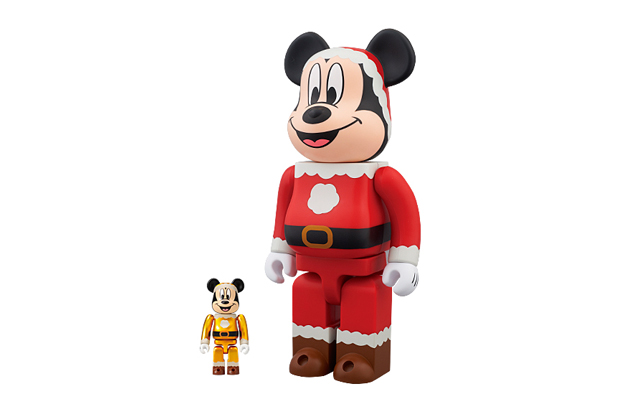 "Image of Medicom Toy Bearbrick Special Ornaments ""Mickey Mouse"""