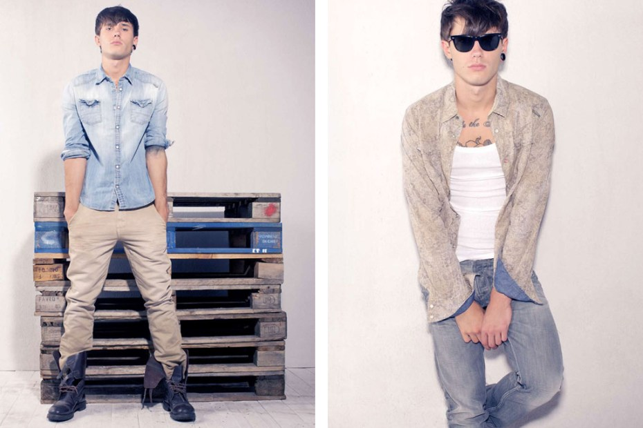 Image of Meltin'Pot 2012 Spring/Summer Lookbook