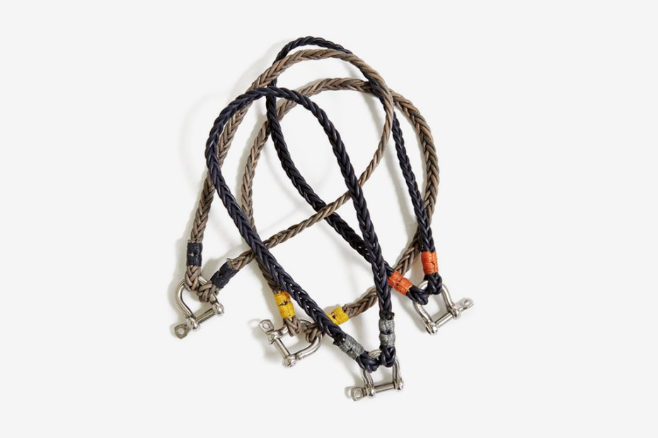 Image of ML Brown for Outlier Braided Keychains