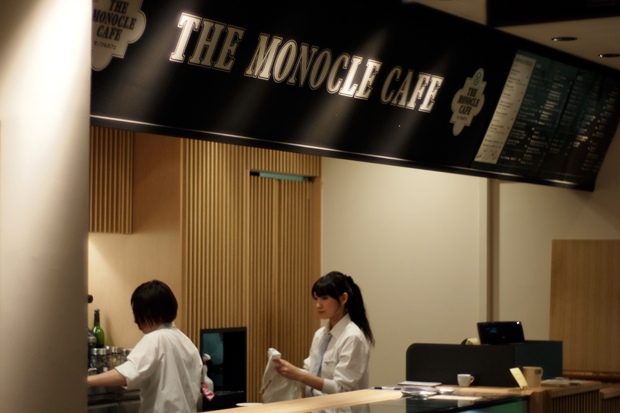 Image of Monocle Cafe @ Hankyu MEN&#039;S TOKYO