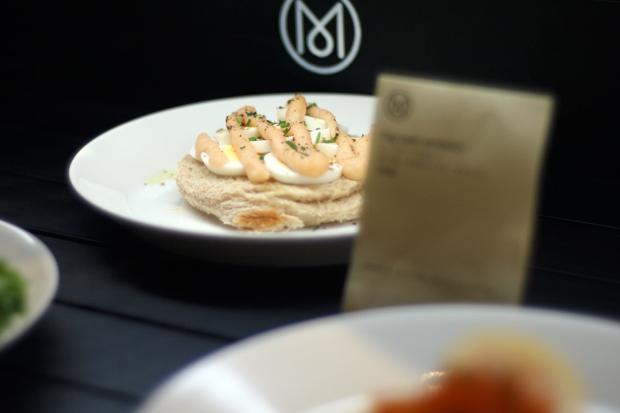 Image of Monocle Cafe @ Hankyu MEN'S TOKYO