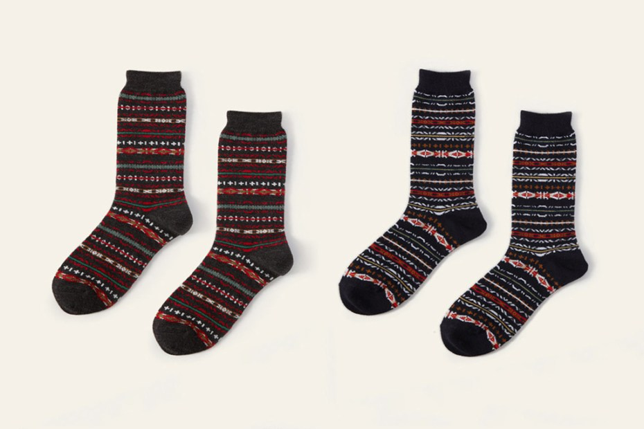 Image of MR. B's Gentlemen's Boutique for ALDO Goerke Fair Isle Socks