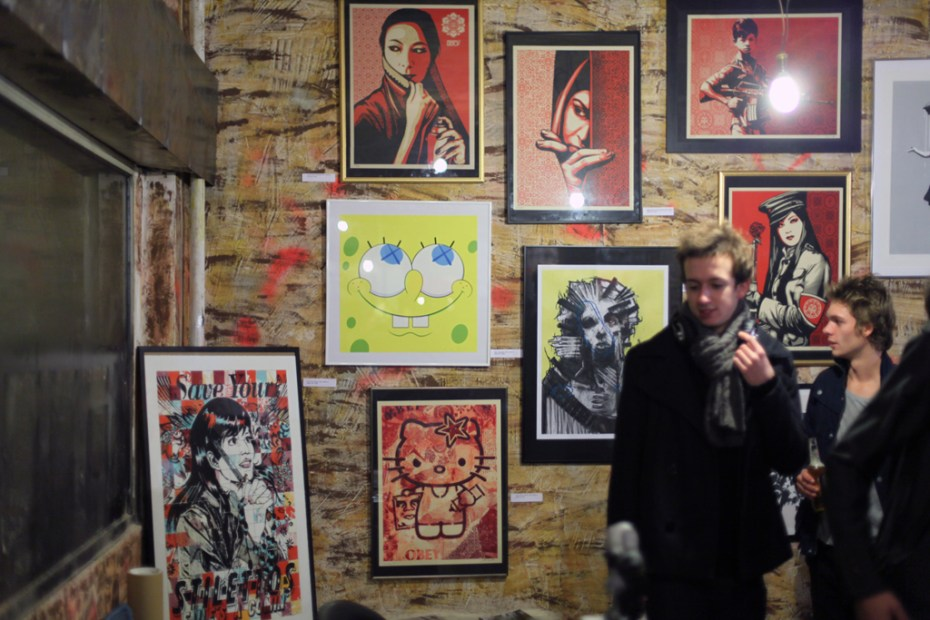 Image of My Street Art Gallery Opening Recap