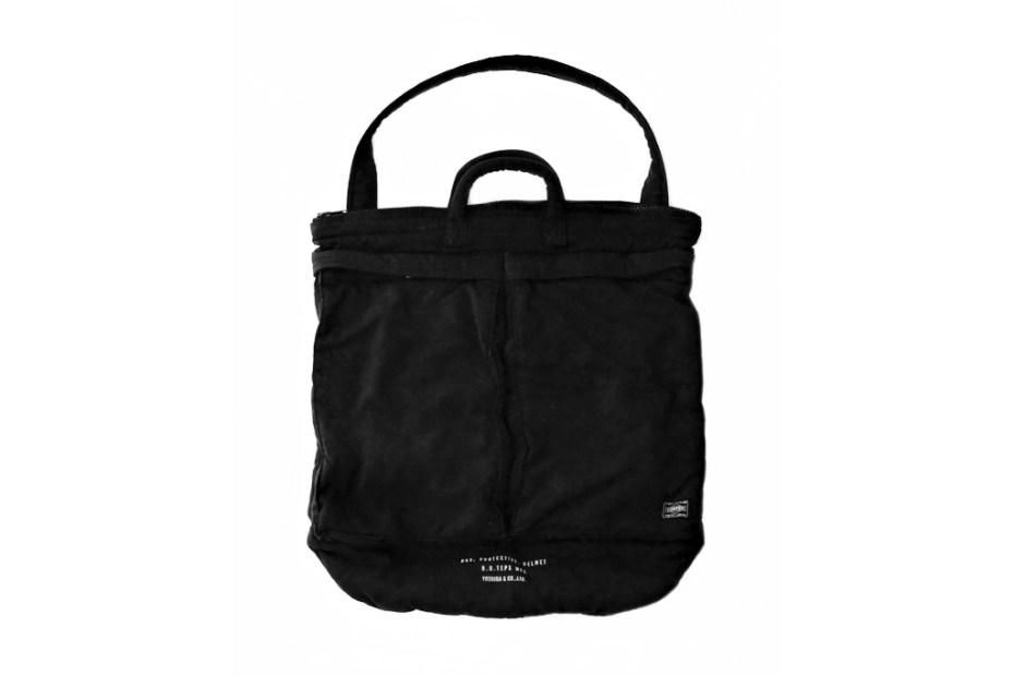 Image of N.HOOLYWOOD x Porter Helmet Bag
