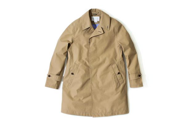 Image of nanamica x The North Face GORE-TEX Soutien Collar Coat