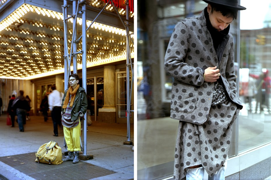 Image of Nepenthes New York 2011 Fall/Winter Lookbook