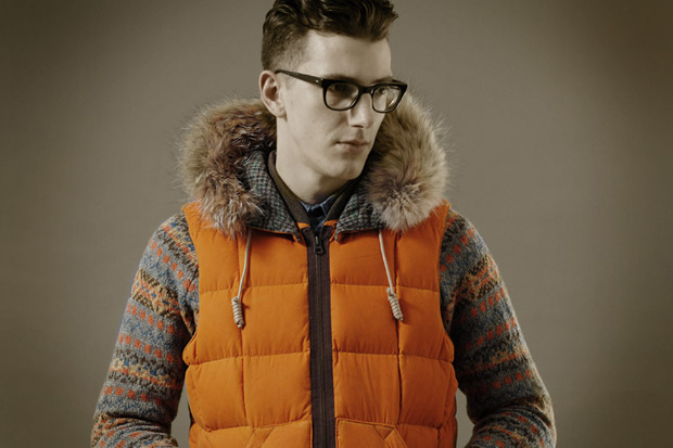 Image of Nigel Cabourn 2011 Fall/Winter New Releases