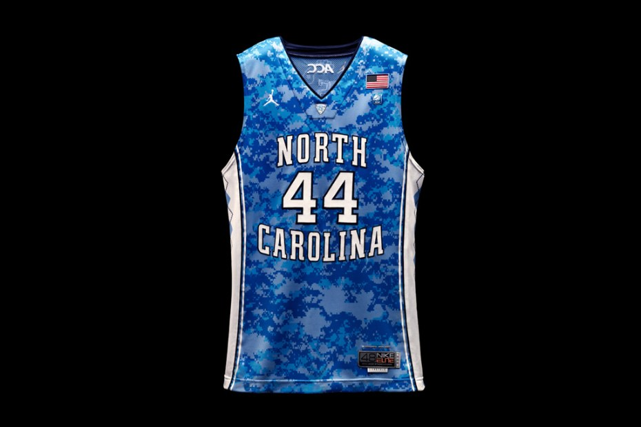 "Image of Nike & Jordan Brand HyperElite ""Carrier Classic"" Uniforms"
