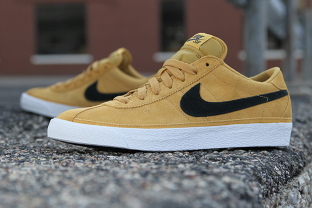 "Image of Nike SB Zoom Bruin ""Golden Straw"""