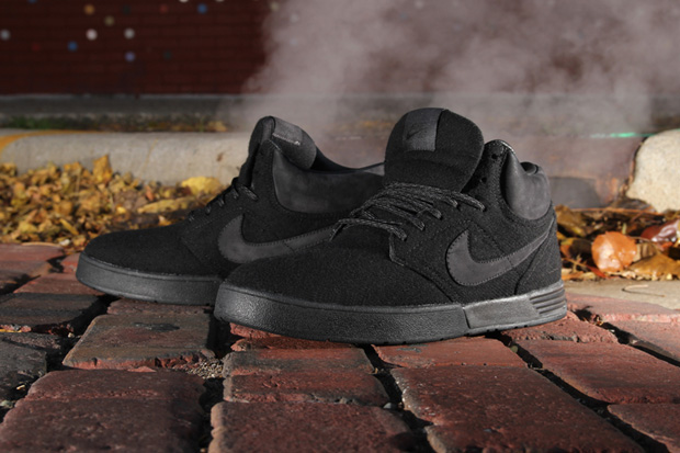 "Image of Nike SB Paul Rodriguez 5 ""Blackout"" QS"