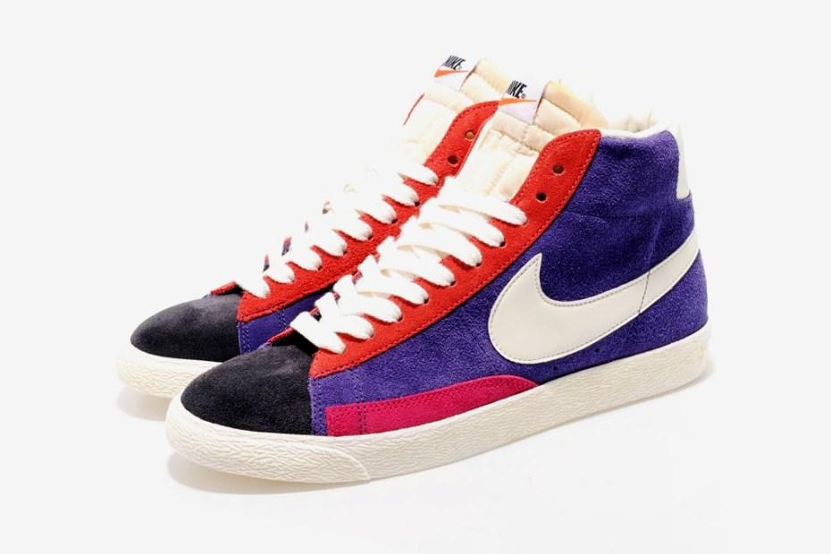 Image of Nike Sportswear Blazer Vintage Mix QS