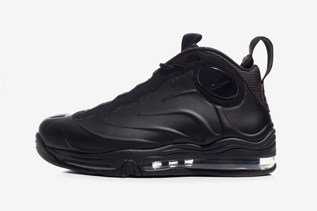 Image of Nike Total Air Foamposite Max Black/Anthracite