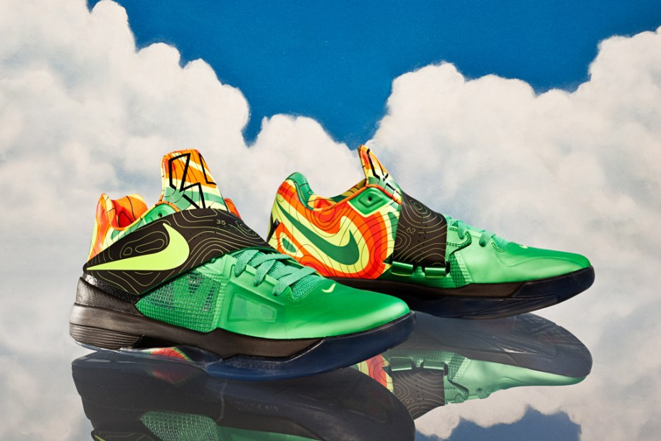 Image of Nike Zoom KD IV &quot;Weatherman&quot;
