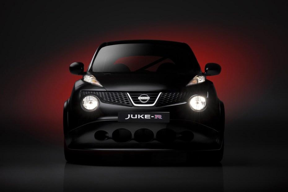 Image of Nissan Juke-R