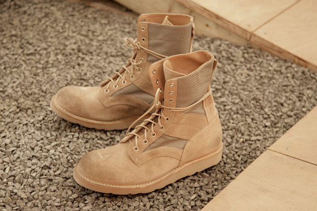 Image of nonnative Cowhide Leather Wanderer Boots
