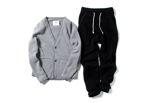 Image of nonnative x Reigning Champ Polartec Fleece Set
