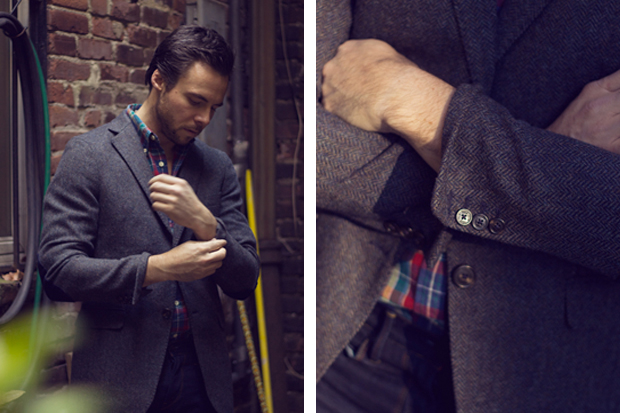 Image of NOVH x GANT Rugger 2011 Holiday Collection Lookbook