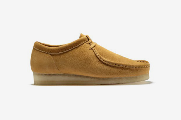 Image of Oi Polloi x Clarks Wallabee 2012 Preview