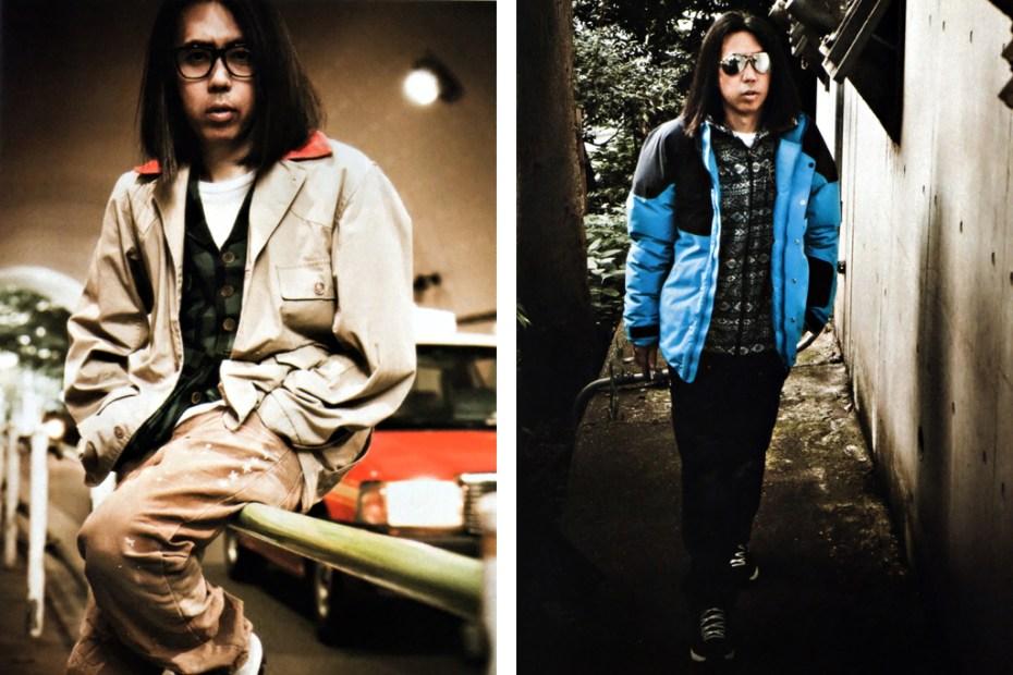 Image of OUTSTANDING Magazine: Hiroshi Fujiwara's Winter Wardrobe