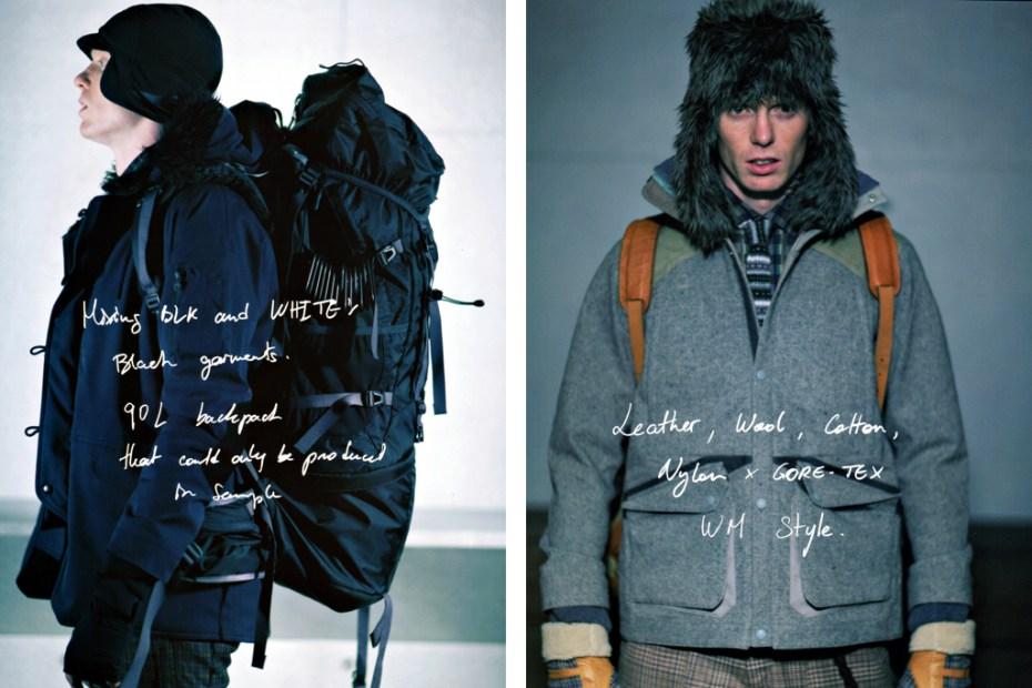 Image of OUTSTANDING Magazine: White Mountaineering by Yosuke Aizawa