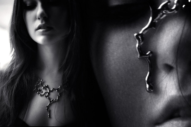 Image of OVMLOVE 2011 Jewelry Collection featuring Sasha Grey