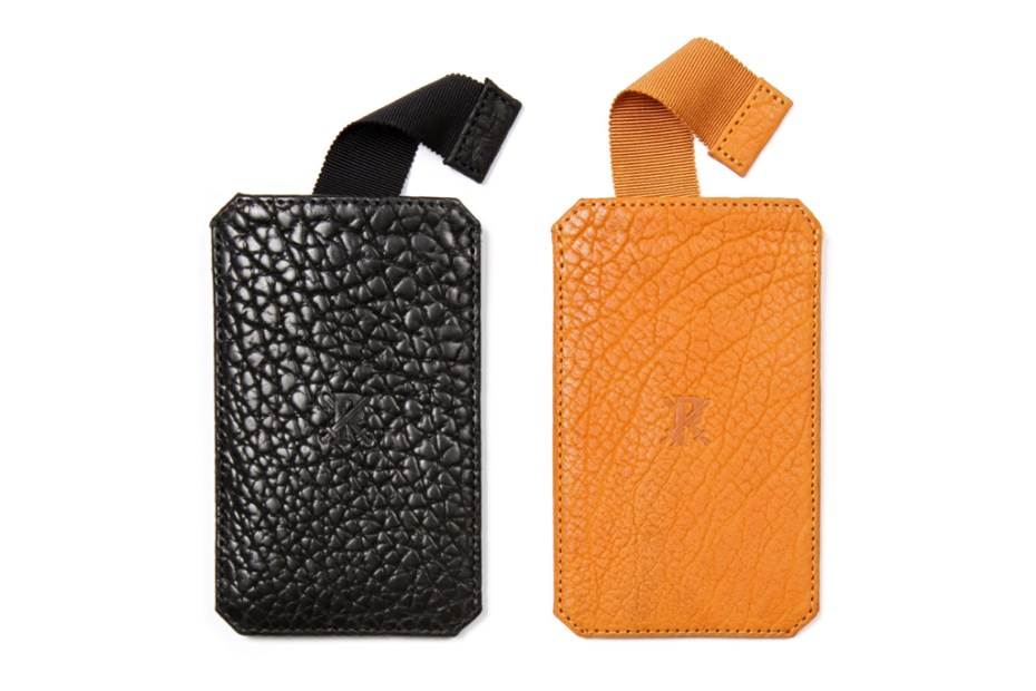 Image of Parabellum Bison Leather iPhone Case