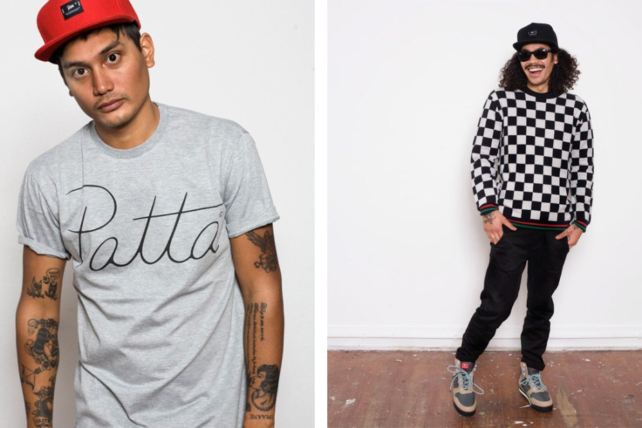Image of Patta 2011 Fall/Winter Lookbook