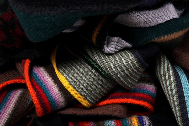 Image of Paul Smith 2011 Fall/Winter Scarves