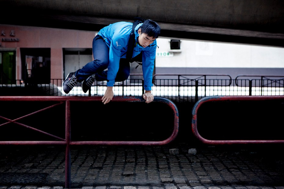Image of PUMA 2011 Fall/Winter Outerwear Collection