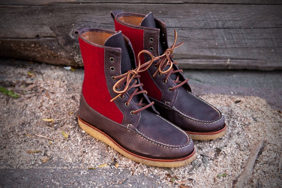 Image of Ralph Lauren 2011 Fall/Winter Venedict Boot
