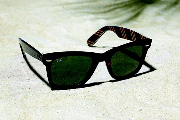 Image of Ray-Ban for Brooks Brothers Sunglasses